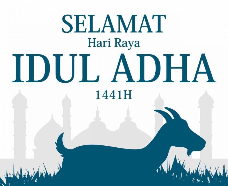 SELAMAT HARI RAYA IDUL ADHA 1441 H  / 2020 M